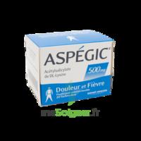 Aspegic 500 Mg, Poudre Pour Solution Buvable En Sachet-dose 20 à SAINT-GEORGES-SUR-BAULCHE