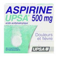 Aspirine Upsa 500 Mg, Comprimé Effervescent à SAINT-GEORGES-SUR-BAULCHE