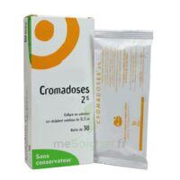 Cromadoses 2 Pour Cent, Collyre En Solution En Récipient Unidose à SAINT-GEORGES-SUR-BAULCHE