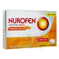 Nurofen 200 Mg, Comprimé Orodispersible à SAINT-GEORGES-SUR-BAULCHE