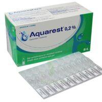 Aquarest 0,2 %, Gel Opthalmique En Récipient Unidose à SAINT-GEORGES-SUR-BAULCHE