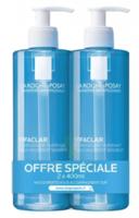 Effaclar Gel Moussant Purifiant 2*400ml à SAINT-GEORGES-SUR-BAULCHE