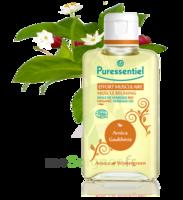 Puressentiel Articulations & Muscles Huile De Massage Bio** Effort Musculaire - Arnica - Gaulthérie - 100 Ml à SAINT-GEORGES-SUR-BAULCHE