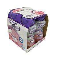 Fortimel Protein Nutriment Fruits Rouges à SAINT-GEORGES-SUR-BAULCHE