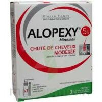 ALOPEXY 50 mg/ml S appl cut 3Fl/60ml à SAINT-GEORGES-SUR-BAULCHE