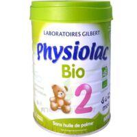 Physiolac Bio Lait 2eme Age à SAINT-GEORGES-SUR-BAULCHE