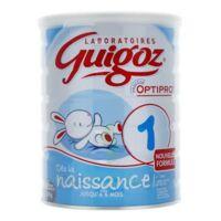 Guigoz Optipro 1 Lait En Poudre B/800g à SAINT-GEORGES-SUR-BAULCHE