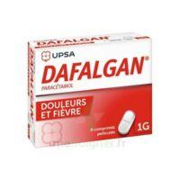Dafalgan 1000 Mg Comprimés Pelliculés Plq/8 à SAINT-GEORGES-SUR-BAULCHE