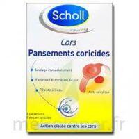 Scholl Pansements Coricides Cors à SAINT-GEORGES-SUR-BAULCHE
