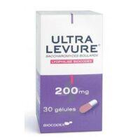 Ultra-levure 200 Mg Gélules Fl/30 à SAINT-GEORGES-SUR-BAULCHE