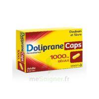 Dolipranecaps 1000 Mg Gélules Plq/8 à SAINT-GEORGES-SUR-BAULCHE