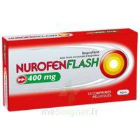 Nurofenflash 400 Mg Comprimés Pelliculés Plq/12 à SAINT-GEORGES-SUR-BAULCHE