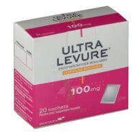 Ultra-levure 100 Mg Poudre Pour Suspension Buvable En Sachet B/20 à SAINT-GEORGES-SUR-BAULCHE