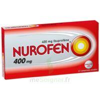 Nurofen 400 Mg Comprimés Enrobés Plq/12 à SAINT-GEORGES-SUR-BAULCHE
