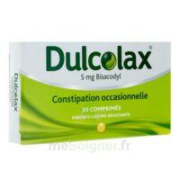 Dulcolax 5 Mg Comprimés Enrobés Gastro-résistants Plq/30 à SAINT-GEORGES-SUR-BAULCHE
