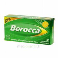 Berocca Comprimés Effervescents Sans Sucre T/30 à SAINT-GEORGES-SUR-BAULCHE