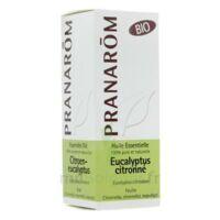 Huile Essentielle Eucalyptus Citronne Bio Pranarom 10 Ml à SAINT-GEORGES-SUR-BAULCHE