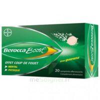 Beroccaboost Comprimés Effervescents B/20 à SAINT-GEORGES-SUR-BAULCHE