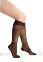 Venoflex Secret 2 Chaussette Femme Beige Doré T2n à SAINT-GEORGES-SUR-BAULCHE
