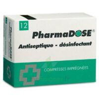 Pharmadose Nettoyage Plaies Superficielles, Bt 12 à SAINT-GEORGES-SUR-BAULCHE