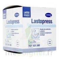 Lastopress® Bande De Compression Cohésive 7 Cm X 3 Mètres - Coloris Blanc à SAINT-GEORGES-SUR-BAULCHE