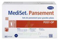 Mediset® Set De Pansement Post Op Avec Coupe-fil Pour Grandes Plaies - Boîte De 3 Soins à SAINT-GEORGES-SUR-BAULCHE
