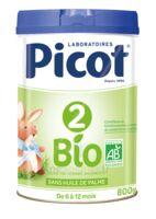 Picot 2 Bio Lait En Poudre 800g à SAINT-GEORGES-SUR-BAULCHE