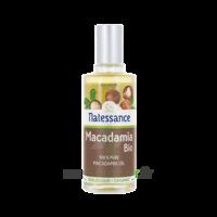 Natessance Huile Macadamia Bio 50ml à SAINT-GEORGES-SUR-BAULCHE