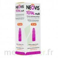 Neovis Total Multi S Ophtalmique Lubrifiante Pour Instillation Oculaire Fl/15ml à SAINT-GEORGES-SUR-BAULCHE