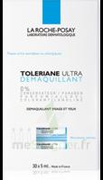 Toleriane Solution Démaquillante Yeux 2*30 Unidoses/5ml à SAINT-GEORGES-SUR-BAULCHE