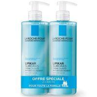 Lipikar Savon Liquide Surgras Peau Sèche Et Très Sèche 2*400ml à SAINT-GEORGES-SUR-BAULCHE
