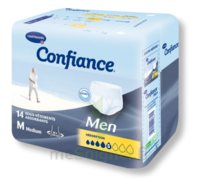 Confiance Men Slip Absorbant Jetable Absorption 5 Gouttes Medium Sachet/8 à SAINT-GEORGES-SUR-BAULCHE