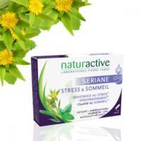 Naturactive Seriane Stress Et Sommeil 30gélules à SAINT-GEORGES-SUR-BAULCHE