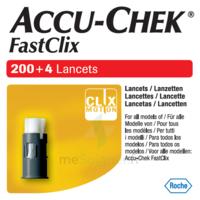Accu-chek Fastclix Lancettes B/204 à SAINT-GEORGES-SUR-BAULCHE