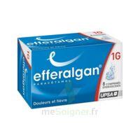 Efferalganmed 1 G Cpr Eff T/8 à SAINT-GEORGES-SUR-BAULCHE