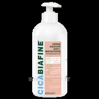Cicabiafine Crème Douche Anti-irritations Bouteille Fl Pompe/400ml à SAINT-GEORGES-SUR-BAULCHE