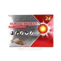 Nurofenplast 200 Mg Emplâtre Médic 4sach à SAINT-GEORGES-SUR-BAULCHE