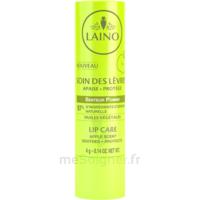 Laino Stick Soin Des Lèvres Pomme 4g à SAINT-GEORGES-SUR-BAULCHE