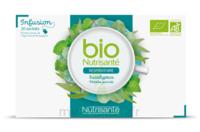 Nutrisanté Infusions Bio Respiratoire 20 Sachets à SAINT-GEORGES-SUR-BAULCHE