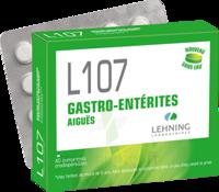 Lehning L107 Comprimés Orodispersibles 2plq Pvc/pvdc/alu/20 à SAINT-GEORGES-SUR-BAULCHE