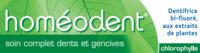 Boiron Homéodent Soin Complet Dents Et Gencives Pâte Dentifrice Chlorophylle 2t/75ml à SAINT-GEORGES-SUR-BAULCHE