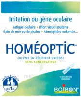 Boiron Homéoptic Collyre unidose à SAINT-GEORGES-SUR-BAULCHE