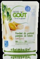 Good Goût Alimentation Infantile Poireaux Pomme De Terre Cabillaud Sachet/190g à SAINT-GEORGES-SUR-BAULCHE