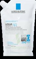 Lipikar Syndet Ap+ Crème Lavante Relipidante Eco-recharge/400ml à SAINT-GEORGES-SUR-BAULCHE