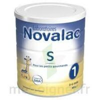 Novalac S 1 Lait En Poudre Naissance à 6mois B/800g à SAINT-GEORGES-SUR-BAULCHE