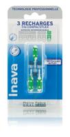 Inava Brossettes Recharges Vert Iso 6 2,2mm à SAINT-GEORGES-SUR-BAULCHE