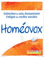 Boiron Homéovox Comprimés à SAINT-GEORGES-SUR-BAULCHE