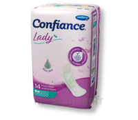 Confiance Lady Protection Anatomique Incontinence 2 Gouttes Sachet/14 à SAINT-GEORGES-SUR-BAULCHE