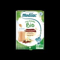 Modilac Céréales Farine Cacao Vanille Dès 12 Mois B/250g à SAINT-GEORGES-SUR-BAULCHE
