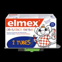 Elmex Duo Dentifrice Enfant, Tube 50 Ml X 2 à SAINT-GEORGES-SUR-BAULCHE